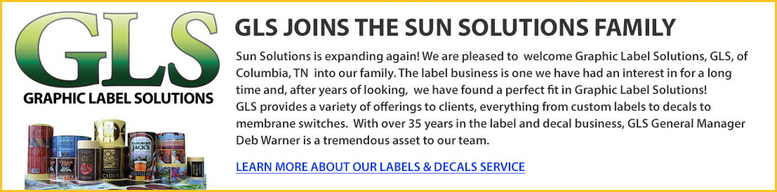 GLS Joins Sun Solutions Family