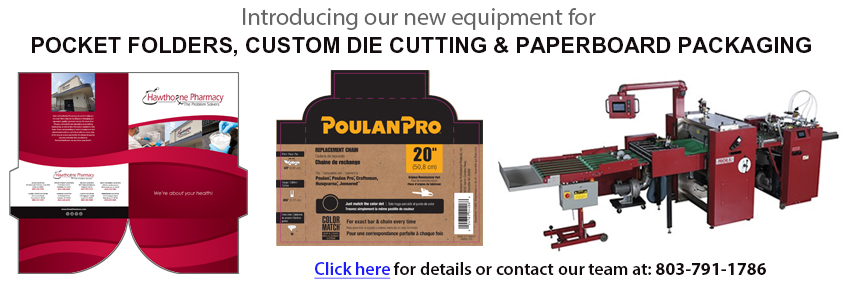 Die Cutting and Packaging